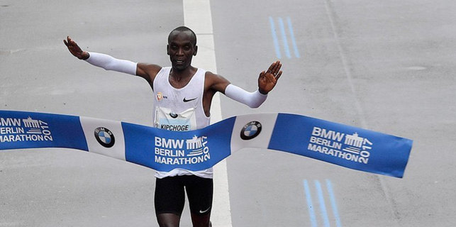 Cheruiyot, Kipchoge bag Kenyan double in London