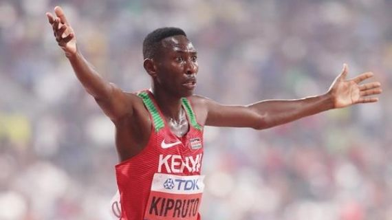 Rusty Kipruto flops in Florence: Is Kenyan steeplechase Olympic dominance under threat in Tokyo?