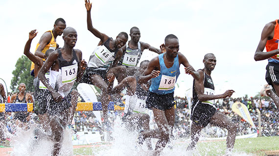 Government speaks concern on Team Kenya in Asaba