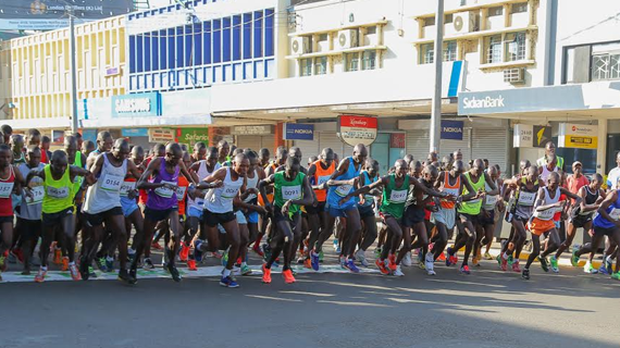 Jepkosgei and Yego wrapped up Safaricom Athletics calendar in style