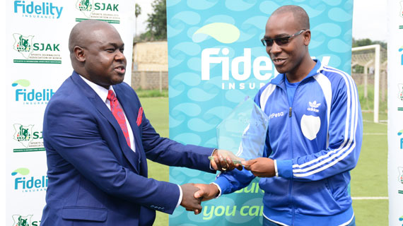 Coach of the month award worthy send-off, says Kitambi