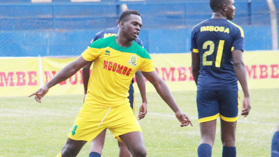 Wasteful Wazito held by Mathare United