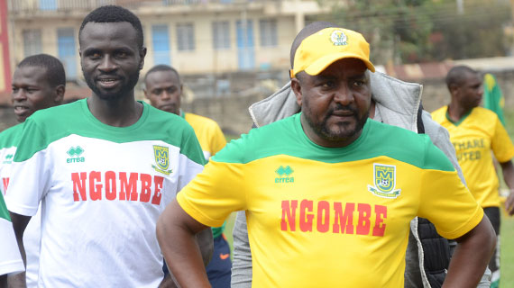 Kimanzi confident Mathare will bounce back