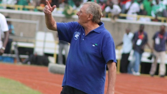 Koops rings changes in Line up for Congo FKF tie