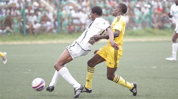 Mapunda Starts as Gor name squad for Shabana
