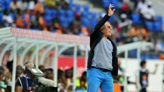 Le Roy leaves Togo after disastrous AFCON qualifying campaign