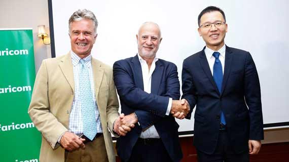 Safaricom, Huawei to Co-Sponsor The Lewa Safari Marathon