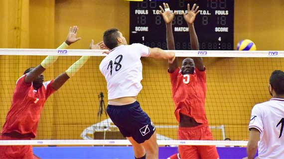Kenya men volleyball squad announced