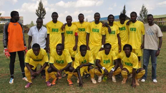 2013 Ligi Ndogo S.C. season