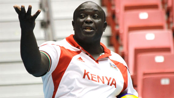Lung'aho : We are  out to reclaim title