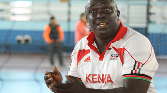 Lung'aho confident Youthful debutantes will deliver in Egypt
