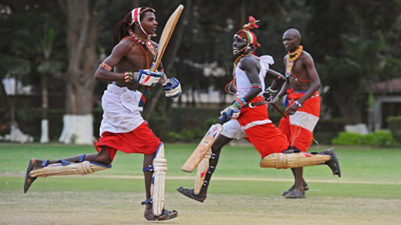 Maasai  Cricket Warriors set for World Championships
