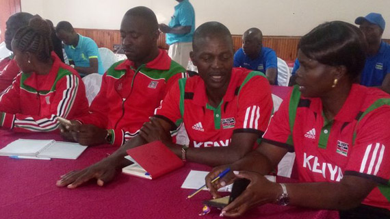 Kenya  U-23 Volleyball team to open Africa Cup campaign against Botswana