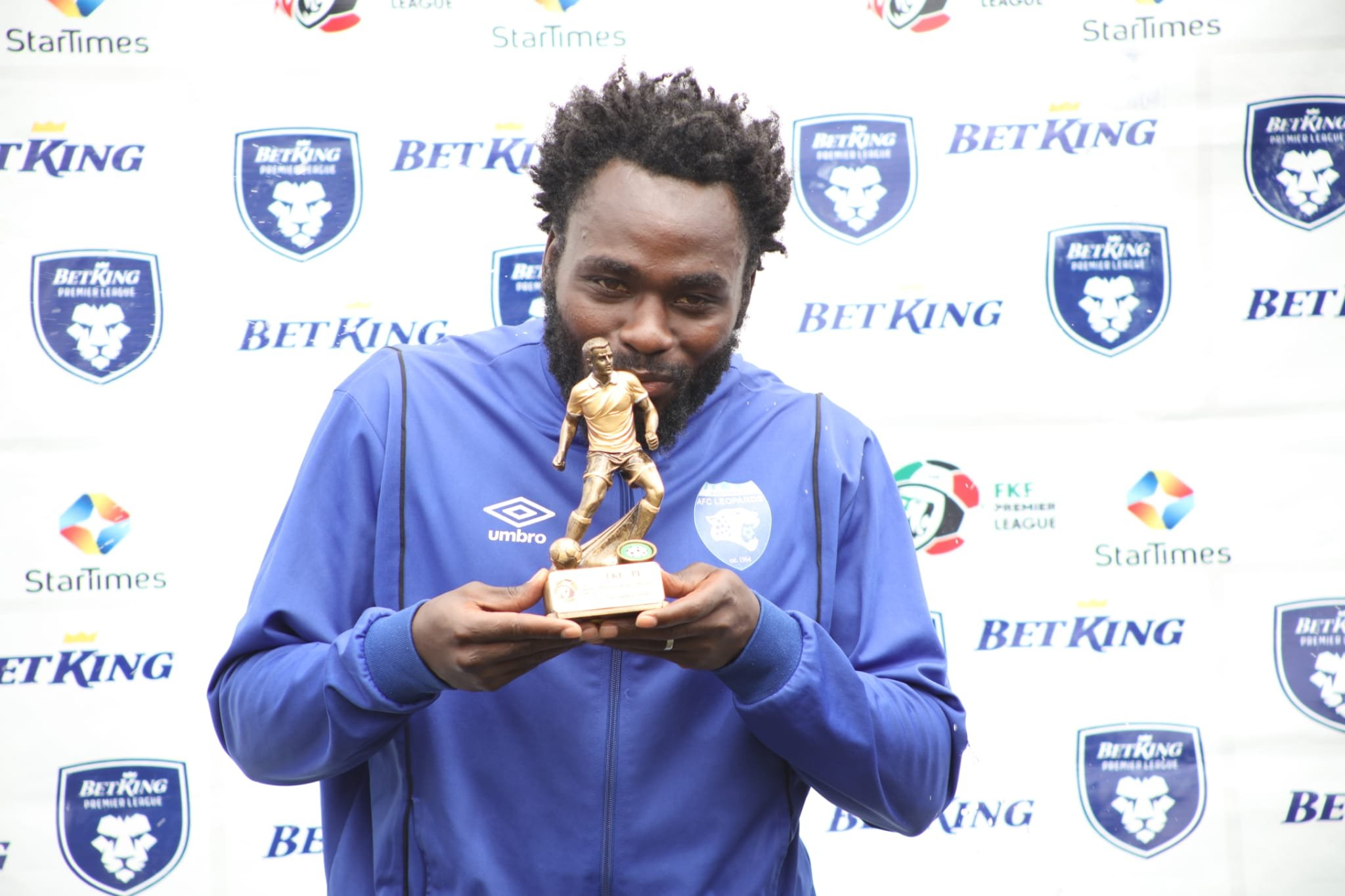 Rupia bags FKFPL's inaugural player of the month award