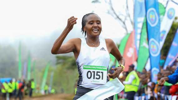 Jerop, Mutitu win 2019 Madoka Half Marathon