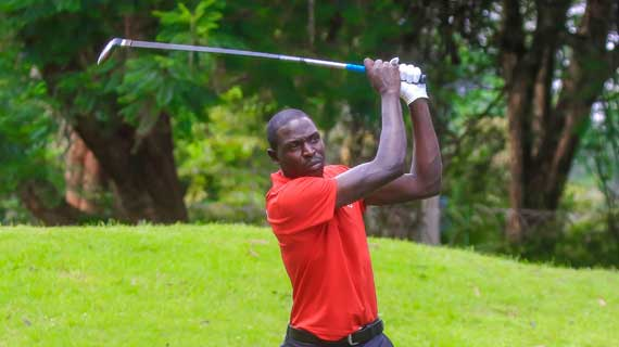 Madoya takes early lead at Muthaiga Safari Tour