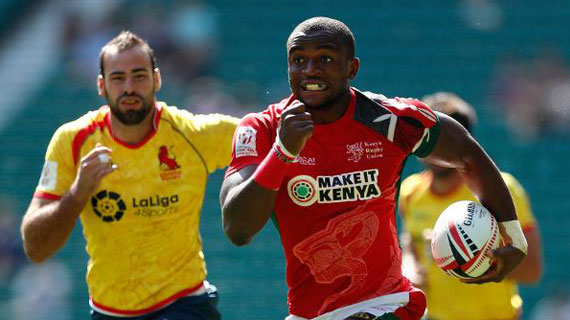 Rugby World Cup: Oyoo, Injera guide Kenya past Tonga
