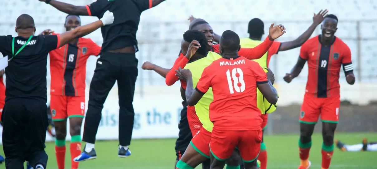 Malawi secure AFCON qualification at Uganda's expense