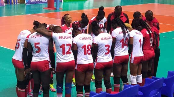 Malkia Strikers trounce Senegal 3-0 to qualify for AFCON Finals
