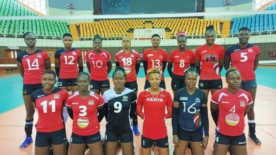 Kenya name junior Malkia Strikers for Slovenia Preps