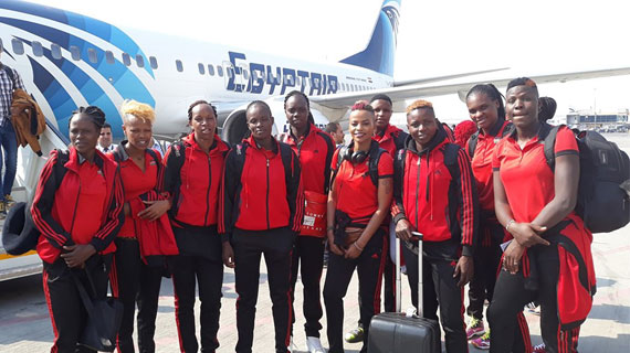 No State House, No flag as Malkia Strikers silently depart for AFCON