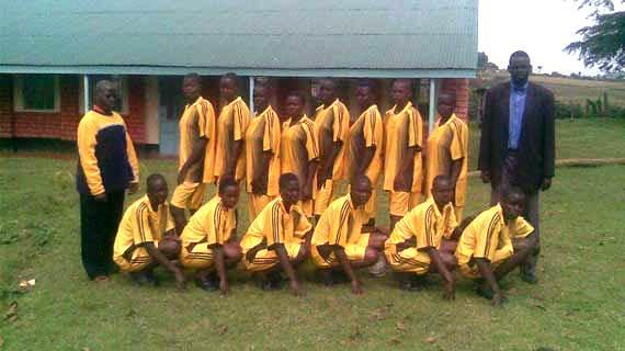 Maraba charge their way to national Handball games