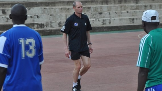 Hungarian coaching instructor pleased by Kenya's standards