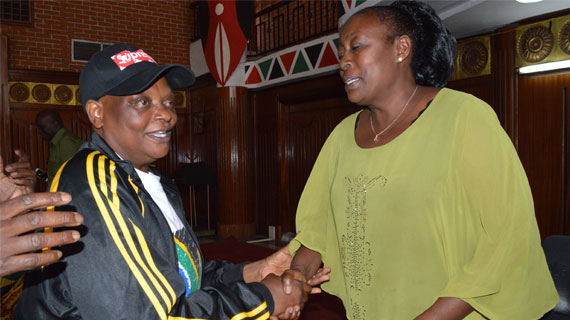 Victor Wanyama, Mariga's Mum floored in Netball elections