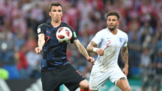Croatia outsmart England to land Historical Final