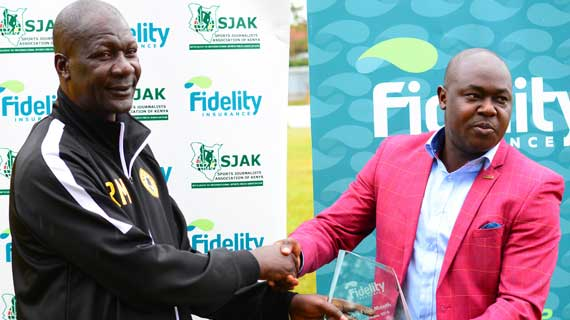 Matano targets strong start to season after scooping coach award