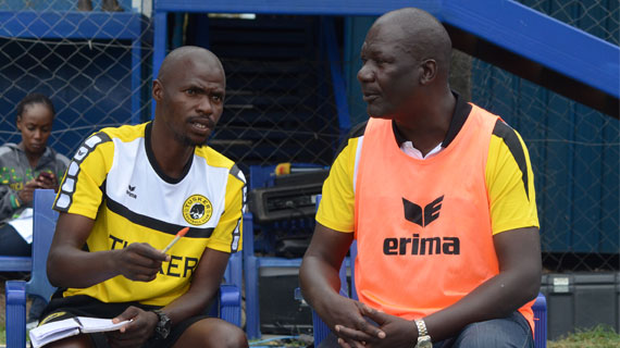 Tusker sign Zoo's Madoya as Matano rebuilding continues