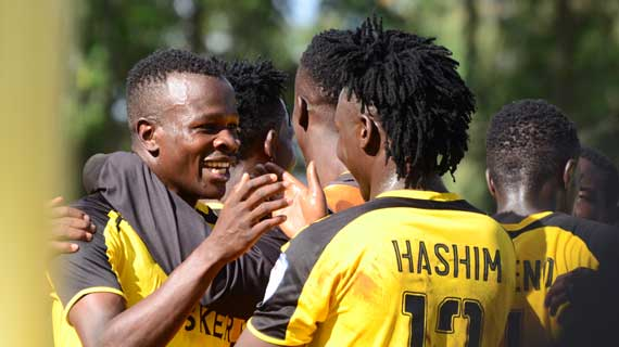 Matano furious at Mejja red card, vows to push on for title