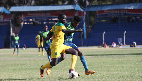 Mathare change tune to top four hunt