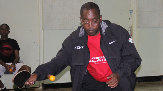 Kenya Table Tennis picks team for Commonwealth Games