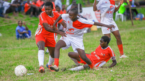 Olympic Girls edge Matuu to qualify for KSSSA Finals