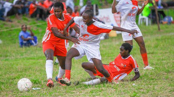 Olympic Girls edge Matuu to qualify for KSSSA Finals