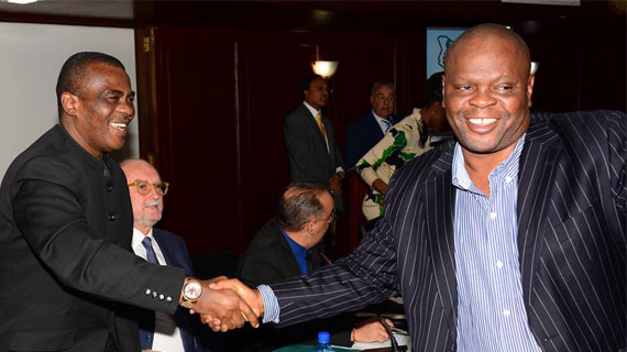 SJACK Chairman Chris Mbaisi elected AIPS Africa Vice President