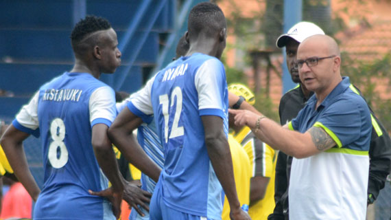 Nakumatt FC confirms American Medo as head coach