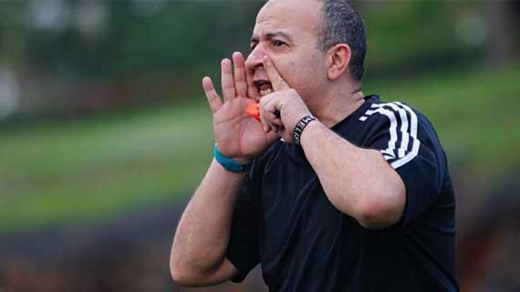 Wazito Fire coach Medo