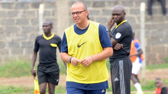 We can only get better, says Nakumatt coach
