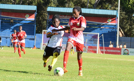Kenya edge out Uganda in Africa Women's Cup of Nations qualifier