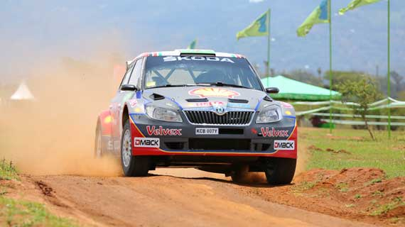 All set for Eldoret Rally this weekend