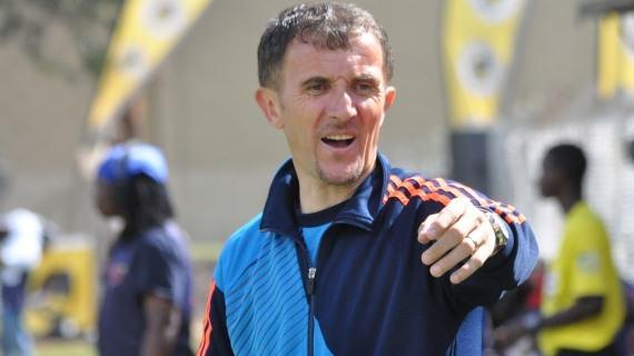 Aucho starts as Uganda Cranes face Togo