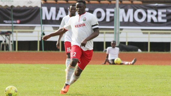 Wanyama in Caf Player-of-the-year  shortlist