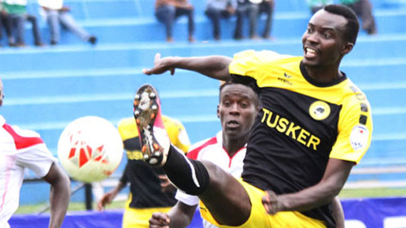 Mieno on target as Tusker continue re-surge