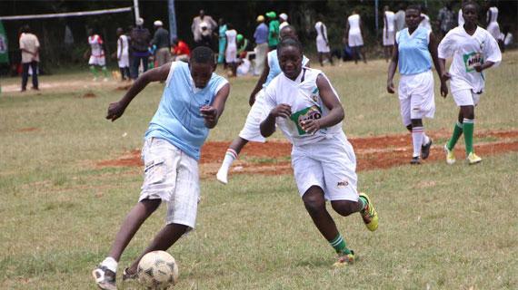 Kenya primary school games kick off in Eldoret