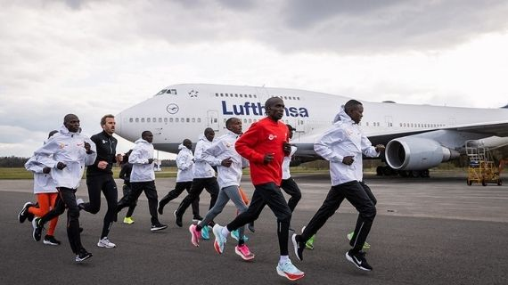 Eliud Kipchoge looks forward to 'beautiful race' at NN Mission Marathon