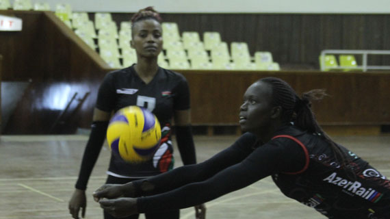 Six dropped as Malkia Strikers intensify training