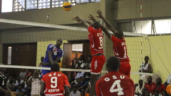 Kenya volleyball playoffs fixtures announced