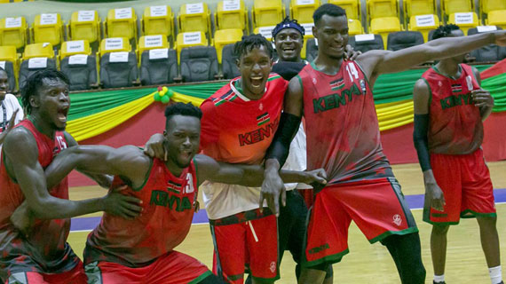 Kenya Morans stun Tunisia to qualify for AFROCAN Semis